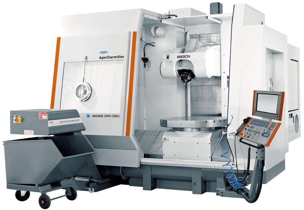 Mikron HPM 1350 U